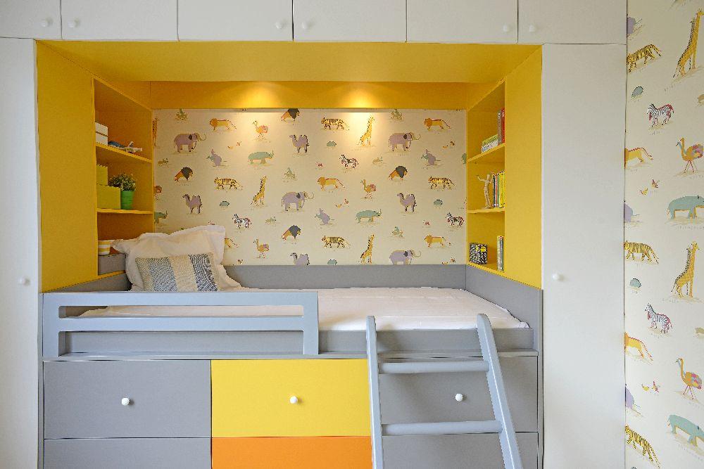 adelaparvu.com despre amenajare apartament 3 camere The Park, designer Irina Pogonaru (11)