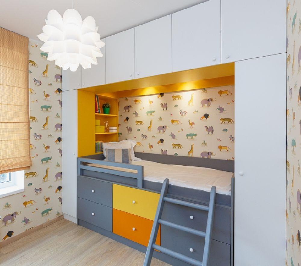 adelaparvu.com despre amenajare apartament 3 camere The Park, designer Irina Pogonaru (121)