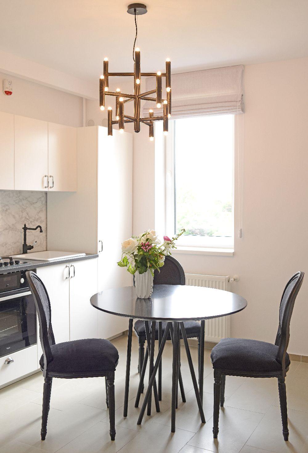 adelaparvu.com despre amenajare apartament 3 camere The Park, designer Irina Pogonaru (15)