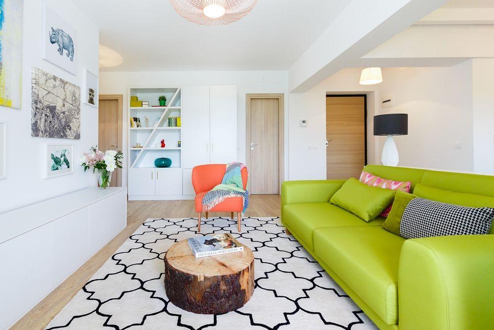 adelaparvu.com despre amenajare apartament 3 camere The Park, designer Irina Pogonaru (32)