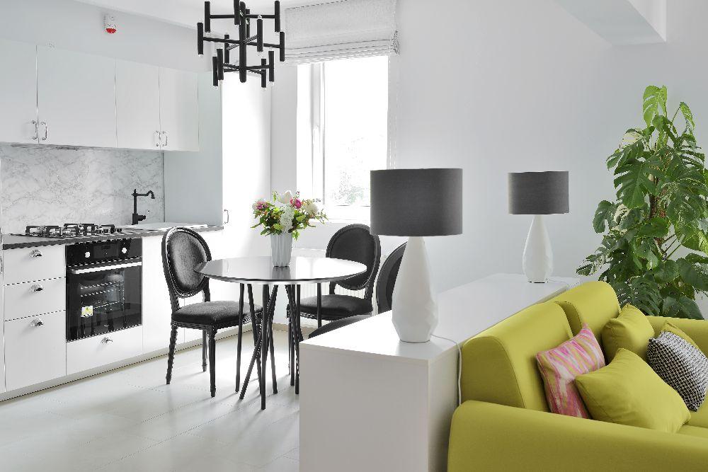 adelaparvu.com despre amenajare apartament 3 camere The Park, designer Irina Pogonaru (5)