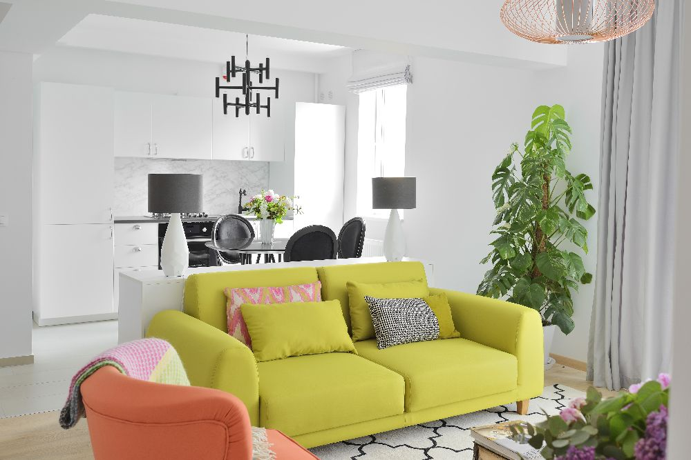 adelaparvu.com despre amenajare apartament 3 camere The Park, designer Irina Pogonaru (6)