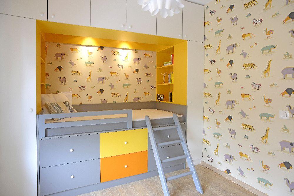 adelaparvu.com despre amenajare apartament 3 camere The Park, designer Irina Pogonaru (9)