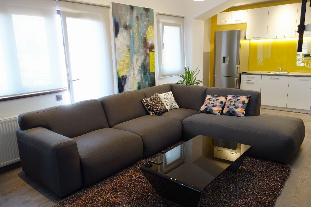 adelaparvu.com despre amenajare apartament la ultimul nivel Bucuresti, design interior arh. Alexandru Ispas, Foto Alexandru Ispas (21)