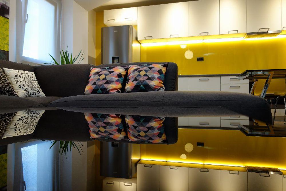 adelaparvu.com despre amenajare apartament la ultimul nivel Bucuresti, design interior arh. Alexandru Ispas, Foto Alexandru Ispas (5)