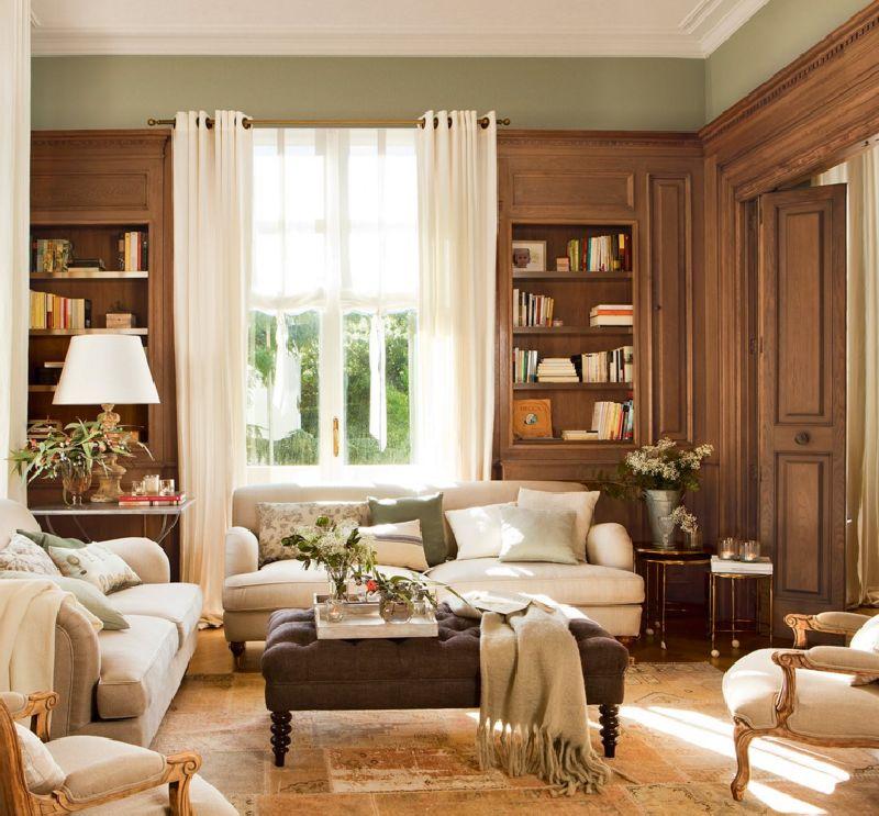 adelaparvu.com despre apartament amenajat in stil clasic modern, design interior BCA Interiors, Foto ElMueble (1)