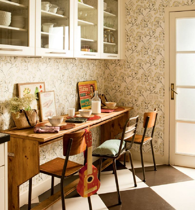 adelaparvu.com despre apartament amenajat in stil clasic modern, design interior BCA Interiors, Foto ElMueble (11)