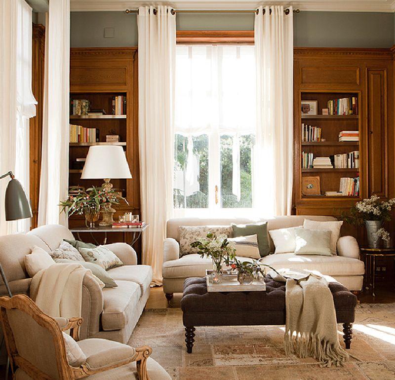 adelaparvu.com despre apartament amenajat in stil clasic modern, design interior BCA Interiors, Foto ElMueble (2)