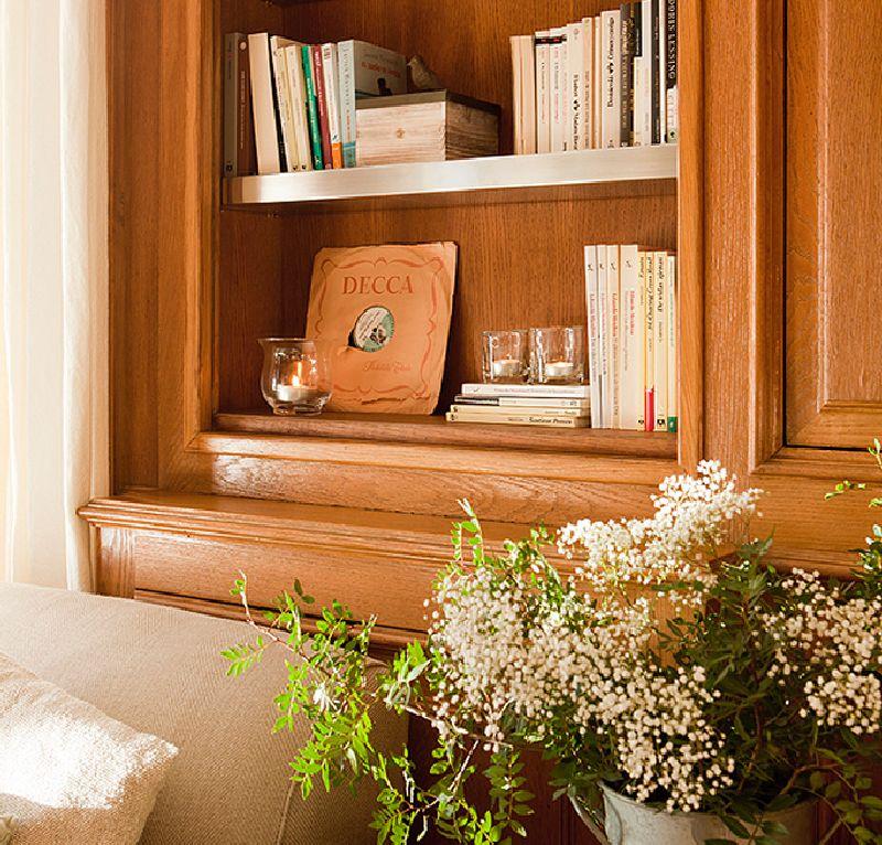 adelaparvu.com despre apartament amenajat in stil clasic modern, design interior BCA Interiors, Foto ElMueble (4)