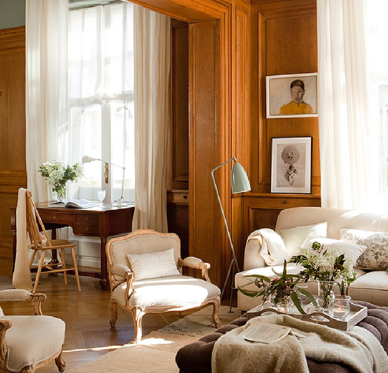adelaparvu.com despre apartament amenajat in stil clasic modern, design interior BCA Interiors, Foto ElMueble (6)