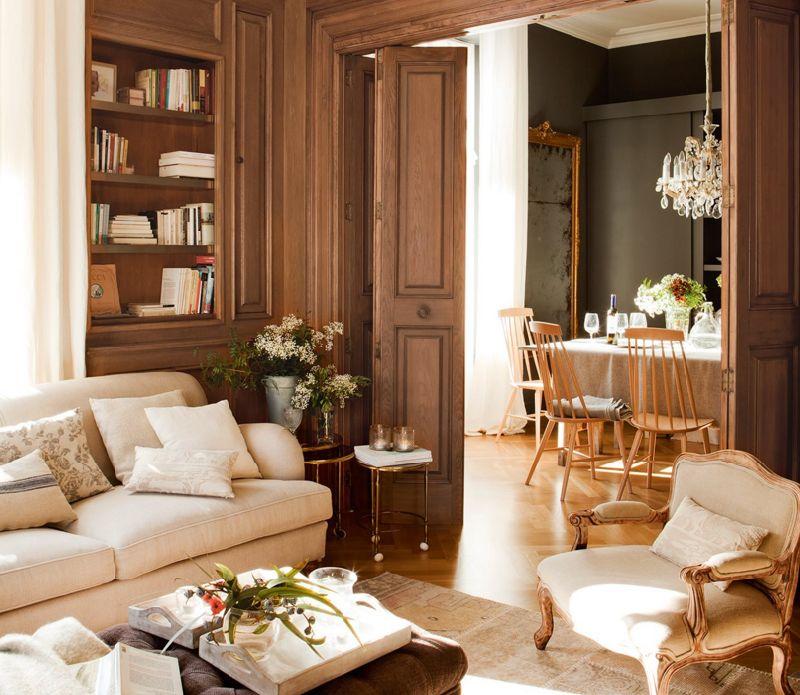 adelaparvu.com despre apartament amenajat in stil clasic modern, design interior BCA Interiors, Foto ElMueble (7)