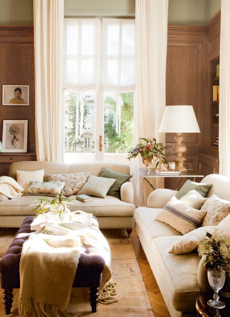 adelaparvu.com despre apartament amenajat in stil clasic modern, design interior BCA Interiors, Foto ElMueble (9)