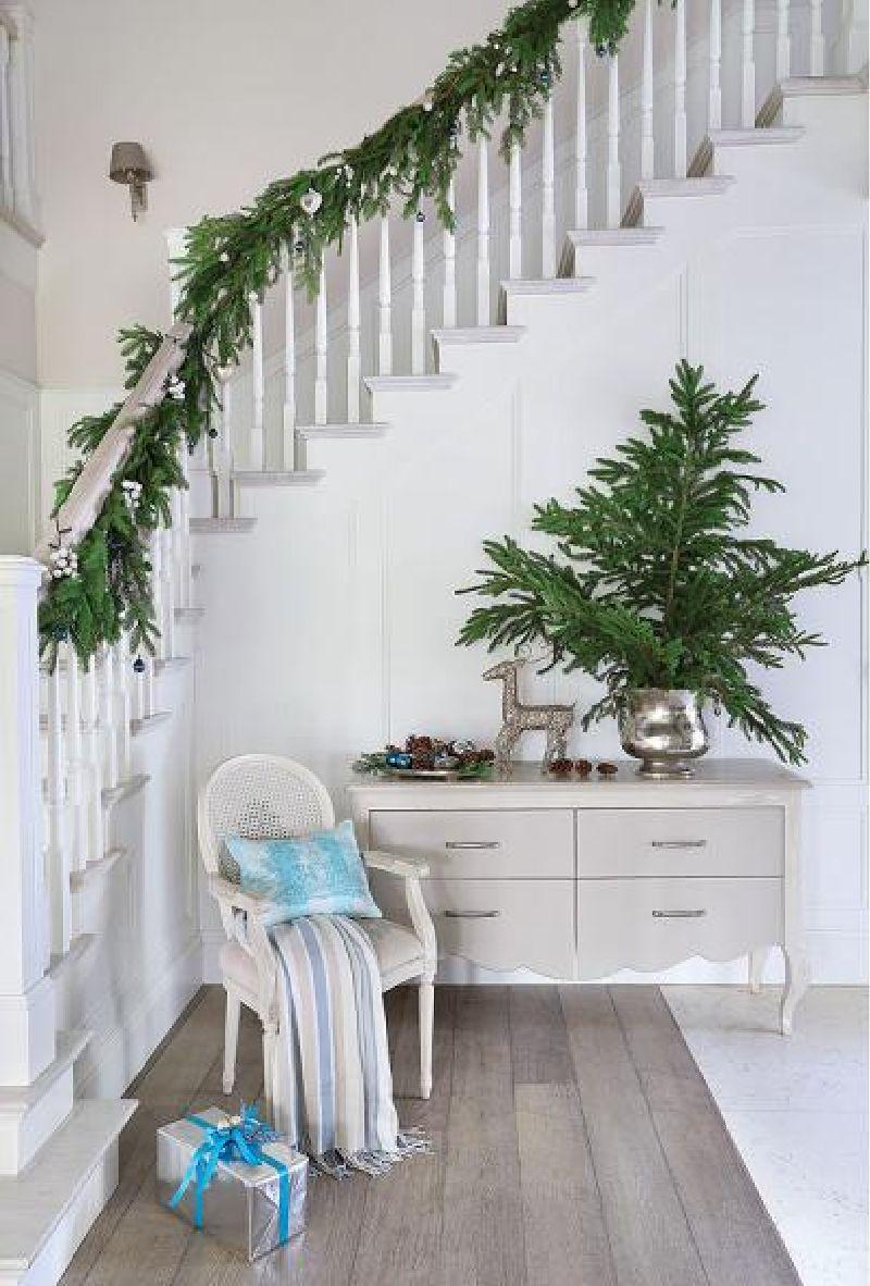 adelaparvu.com despre casa cu interior clasic Polonia frumos decorata de Craciun, Foto Aneta Tryczynska, Weranda (10)