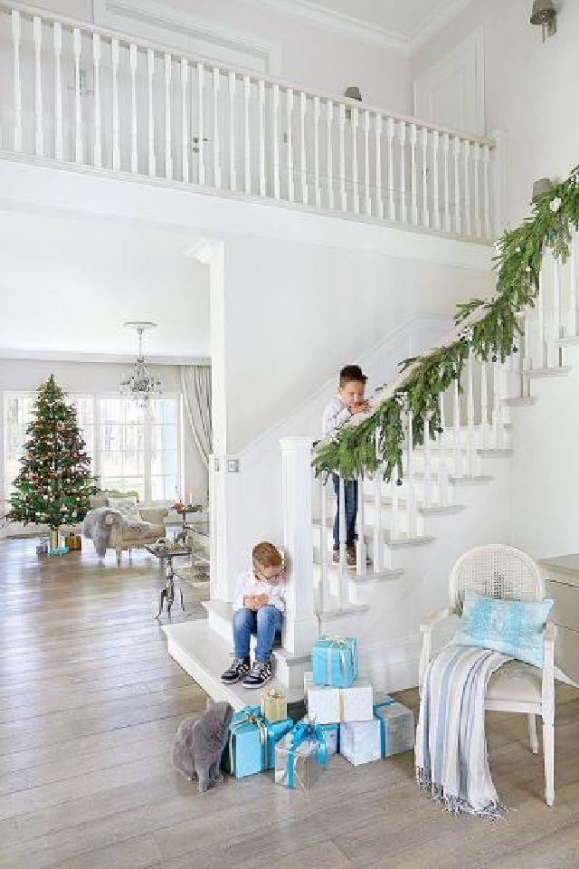 Casă Frumoasă și Un Decor De Crăciun Pe Măsură Adela Parvu
