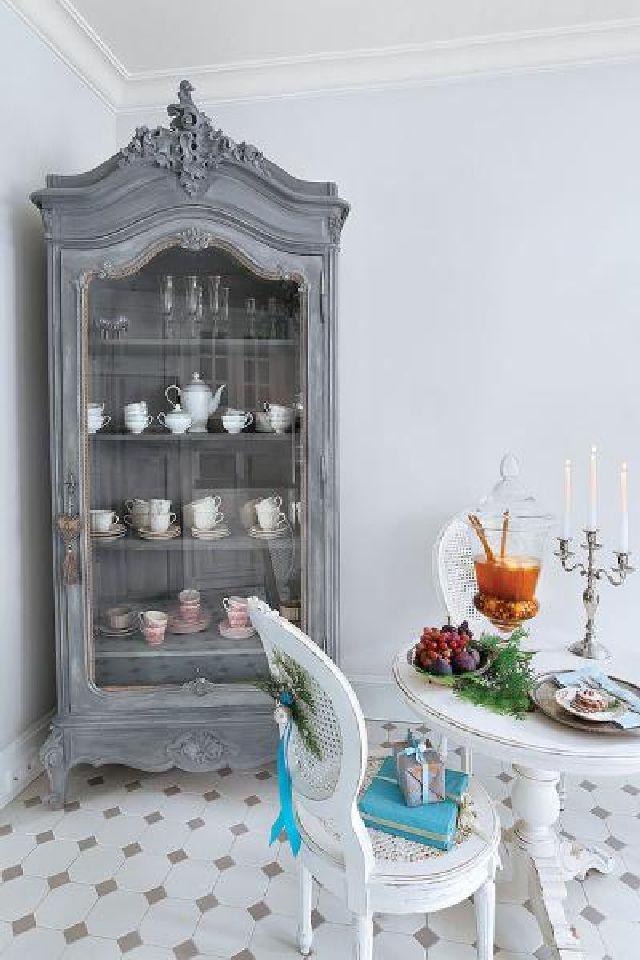 adelaparvu.com despre casa cu interior clasic Polonia frumos decorata de Craciun, Foto Aneta Tryczynska, Weranda (15)