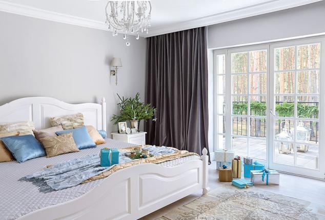 adelaparvu.com despre casa cu interior clasic Polonia frumos decorata de Craciun, Foto Aneta Tryczynska, Weranda (16)