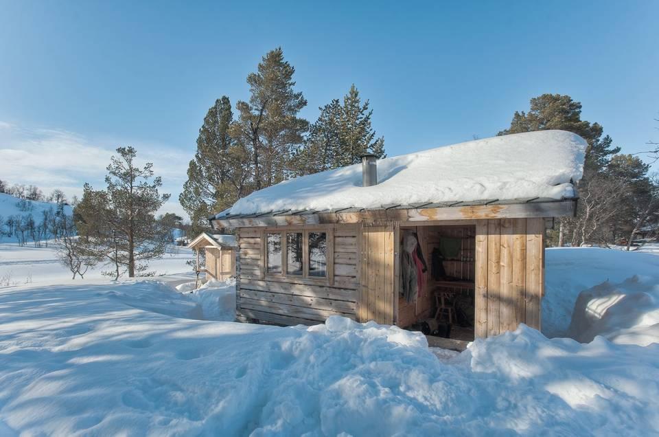 adelaparvu.com despre casa mica de vacanta, 11 mp, arhitectura Bendik Manum si arh Annelise Bjerkan, Foto Pasi Aalto (23)