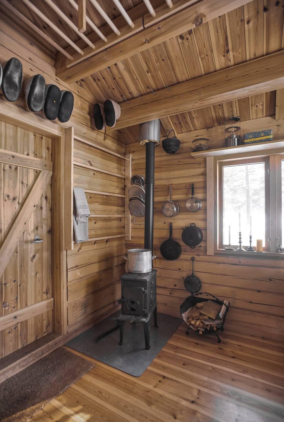 adelaparvu.com despre casa mica de vacanta, 11 mp, arhitectura Bendik Manum si arh Annelise Bjerkan, Foto Pasi Aalto (27)