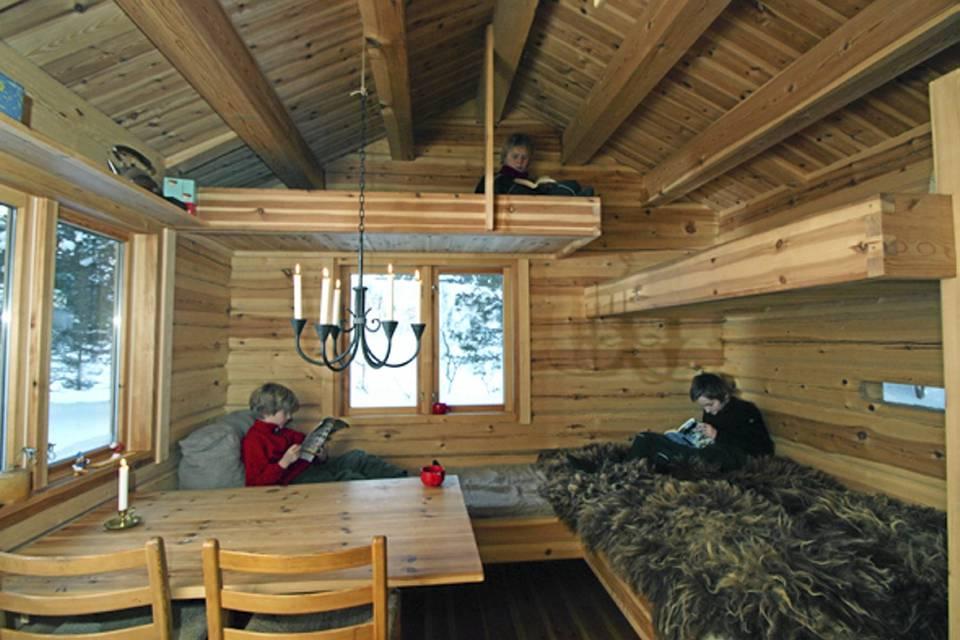 adelaparvu.com despre casa mica de vacanta, 11 mp, arhitectura Bendik Manum si arh Annelise Bjerkan, Foto Bendik Manum (2)
