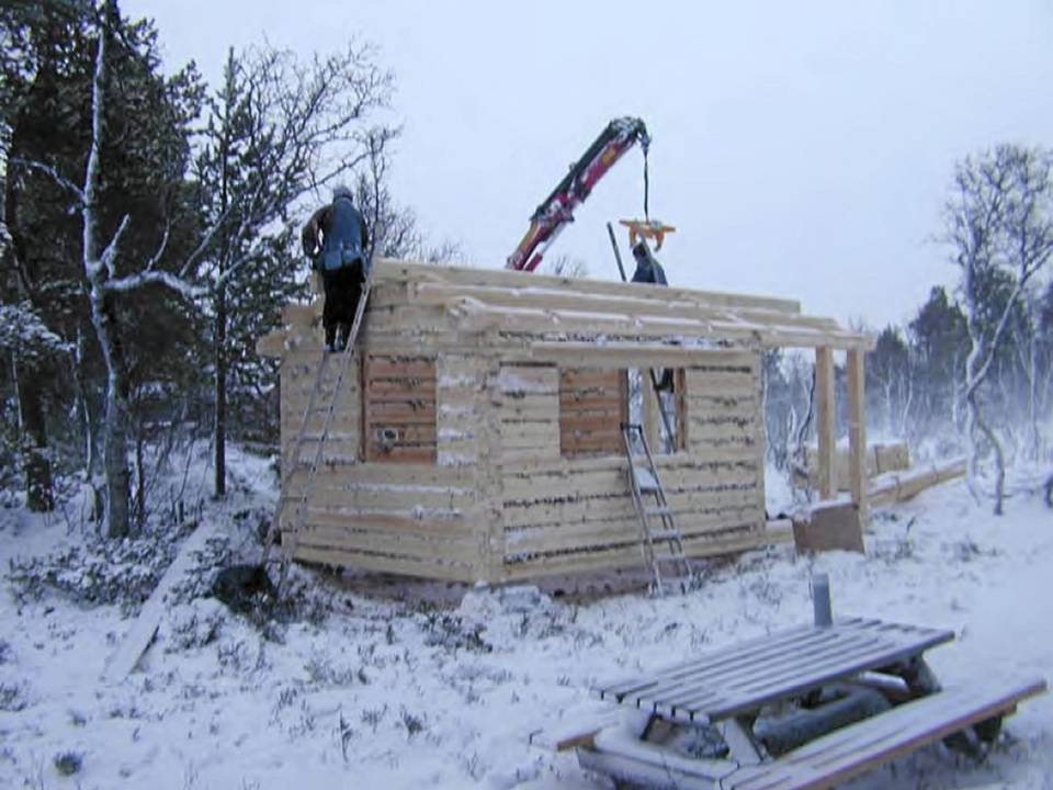 adelaparvu.com despre casa mica de vacanta, 11 mp, arhitectura Bendik Manum si arh Annelise Bjerkan, Foto Bendik Manum (7)