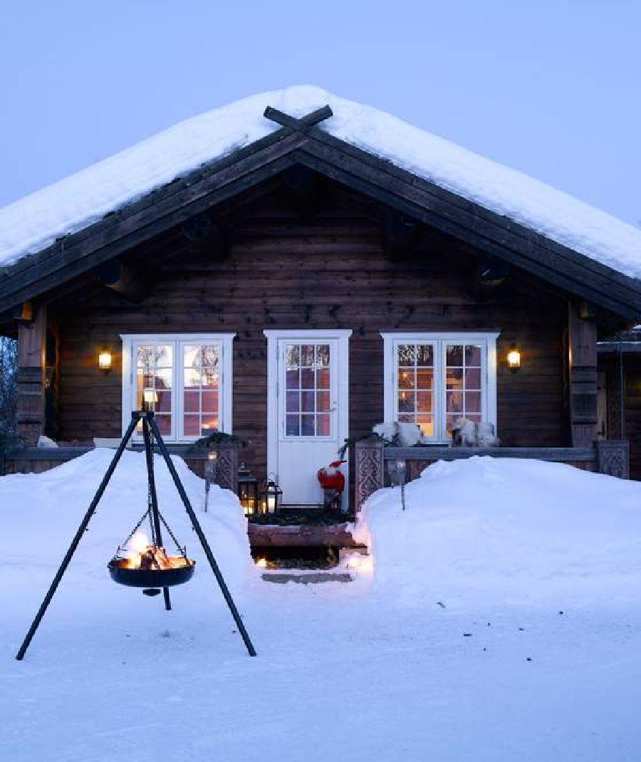 adelaparvu.com despre casa mica de vacanta Norvegia, Foto Per Erik Jaeger (2)