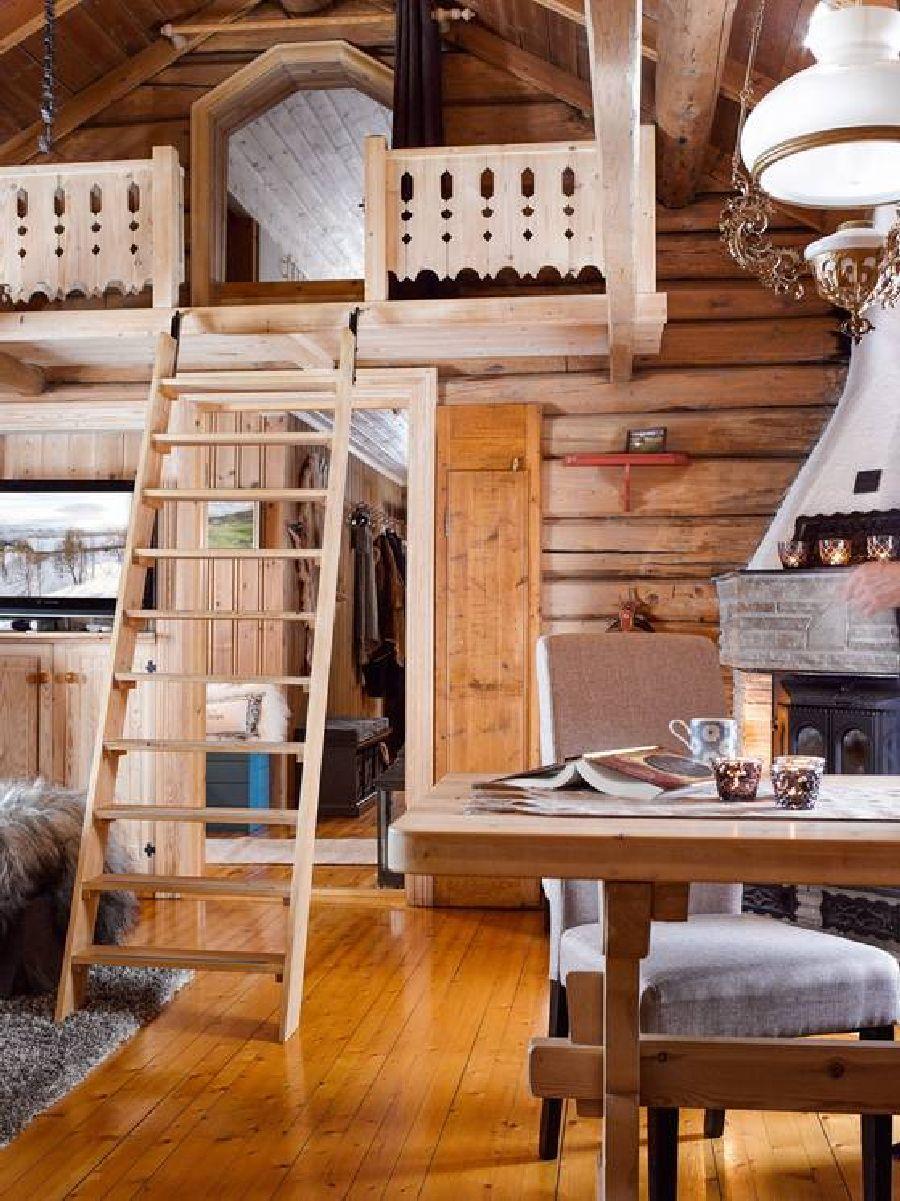 adelaparvu.com despre casa mica din lemn Norvegia, Foto Per Erik Jaeger (4)