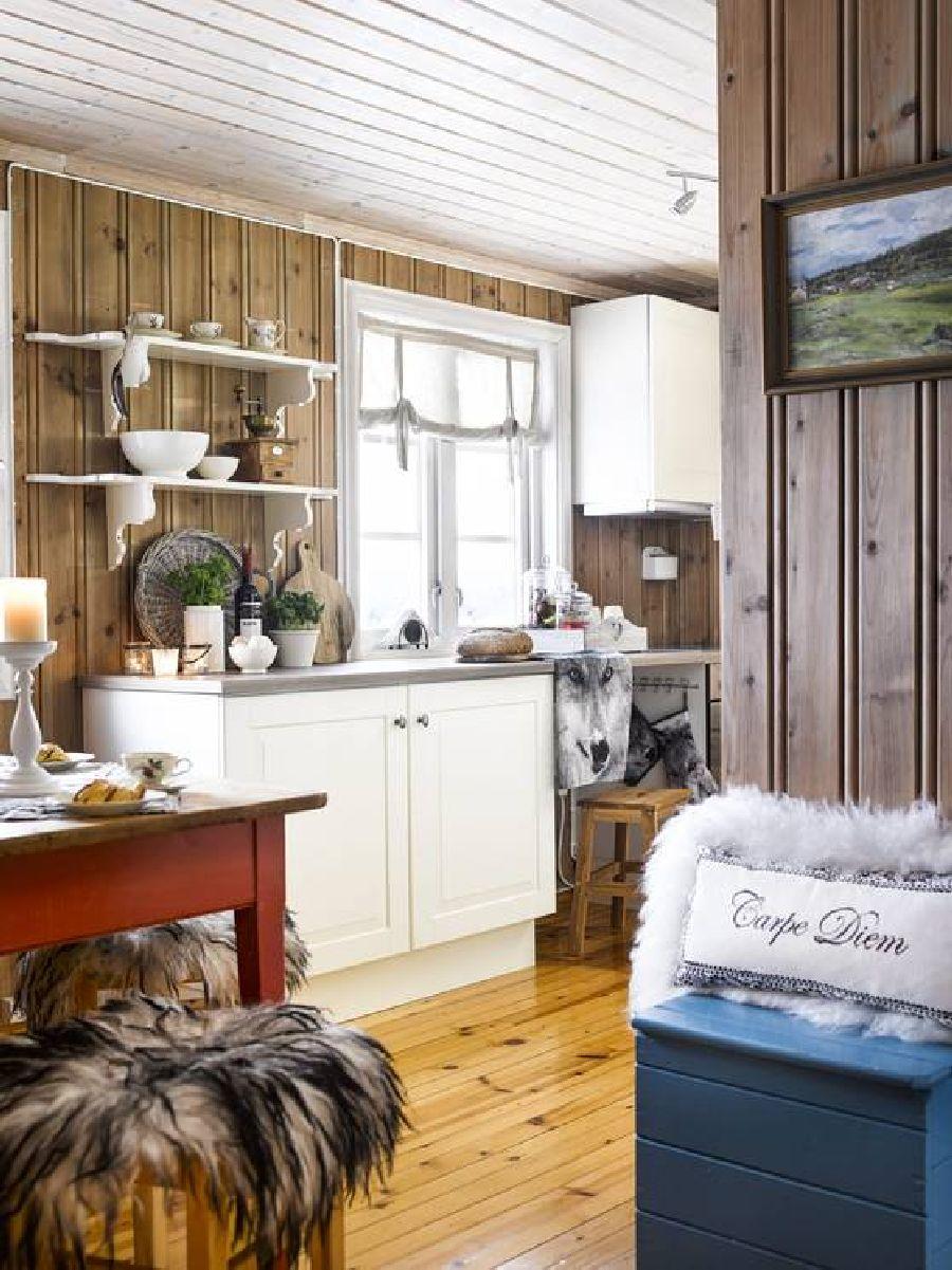adelaparvu.com despre casa mica din lemn Norvegia, Foto Per Erik Jaeger (5)
