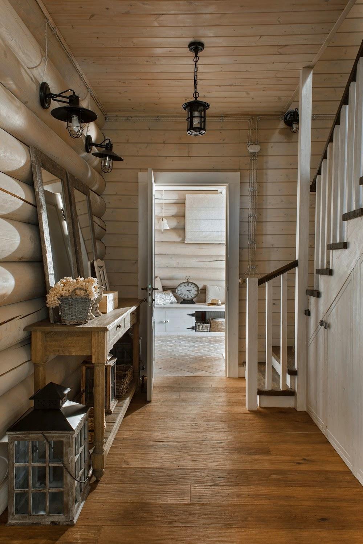 adelaparvu.com despre casa rustica, casa Rusia, design interior ID Design (12)