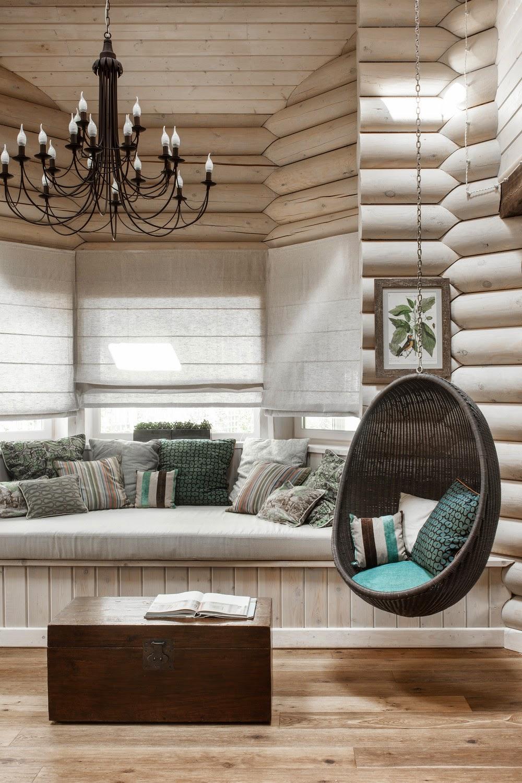 adelaparvu.com despre casa rustica, casa Rusia, design interior ID Design (16)