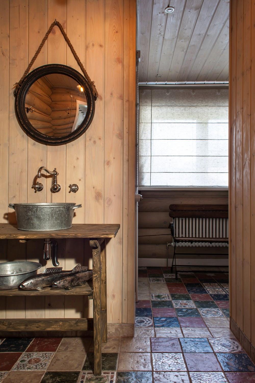 adelaparvu.com despre casa rustica, casa Rusia, design interior ID Design (23)