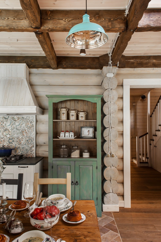 adelaparvu.com despre casa rustica, casa Rusia, design interior ID Design (9)