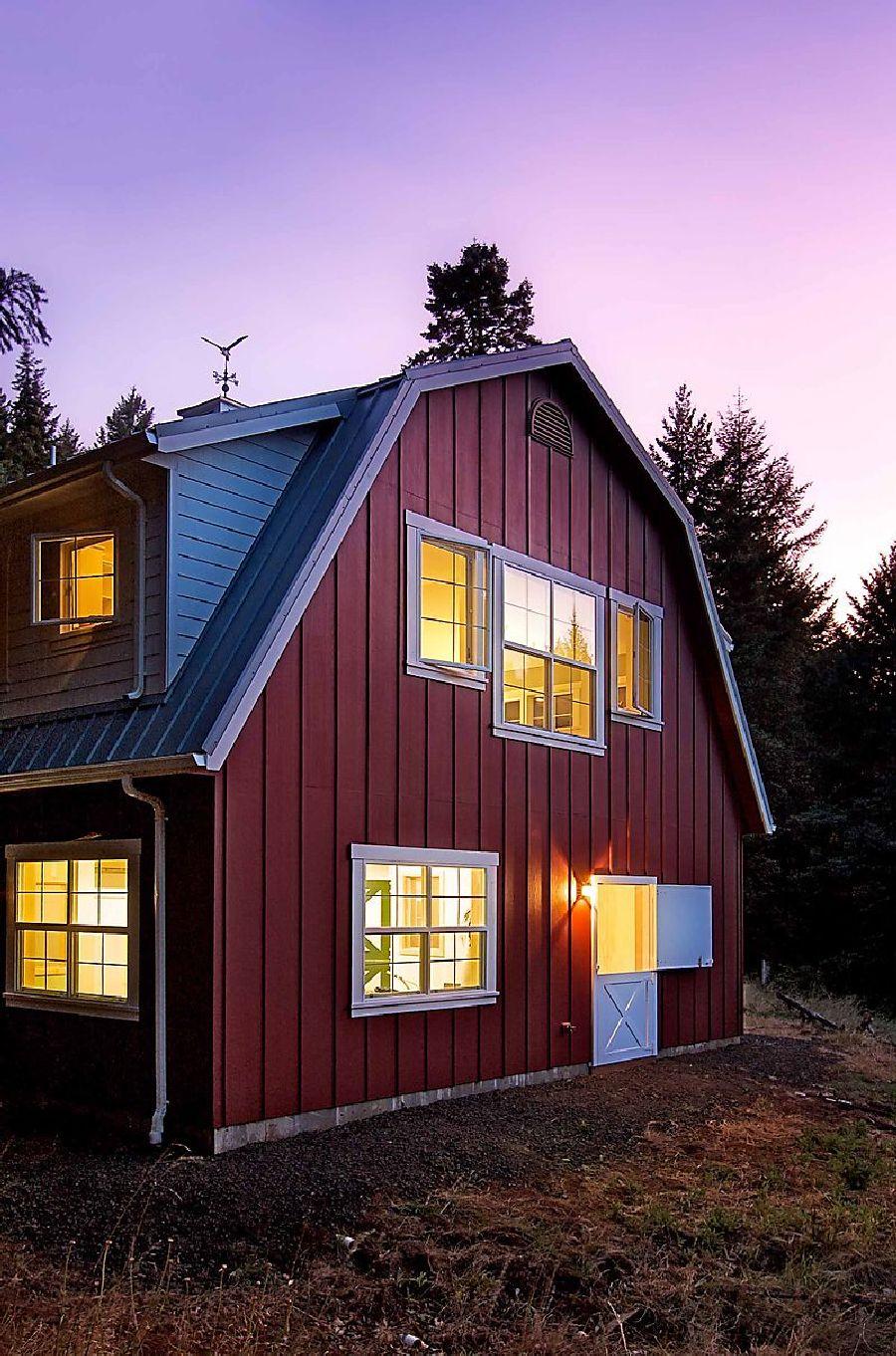adelaparvu.com despre casa tip hambar, The Love Nest, Henderer Design Build, Foto Erik Lubbock (1)