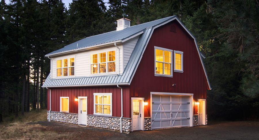 adelaparvu.com despre casa tip hambar, The Love Nest, Henderer Design Build, Foto Erik Lubbock (2)