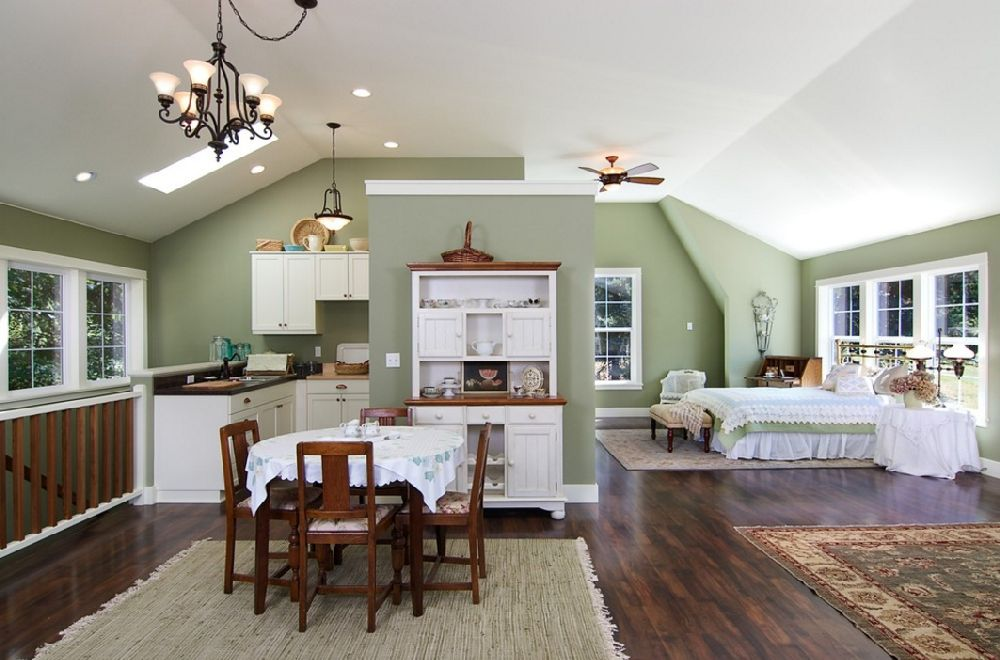 adelaparvu.com despre casa tip hambar, The Love Nest, Henderer Design Build, Foto Erik Lubbock (3)