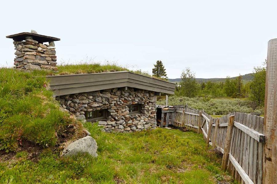 adelaparvu.com despre casa veche restaurata in Norvegia, casa de lemn in Hornsjo, Foto Per Erik Jaeger (2)