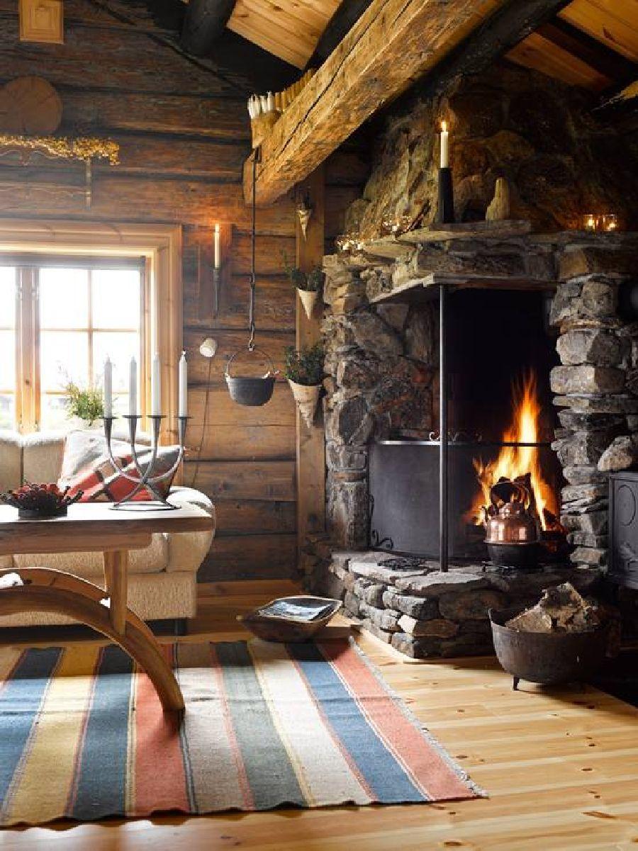 adelaparvu.com despre casa veche restaurata in Norvegia, casa de lemn in Hornsjo, Foto Per Erik Jaeger (3)
