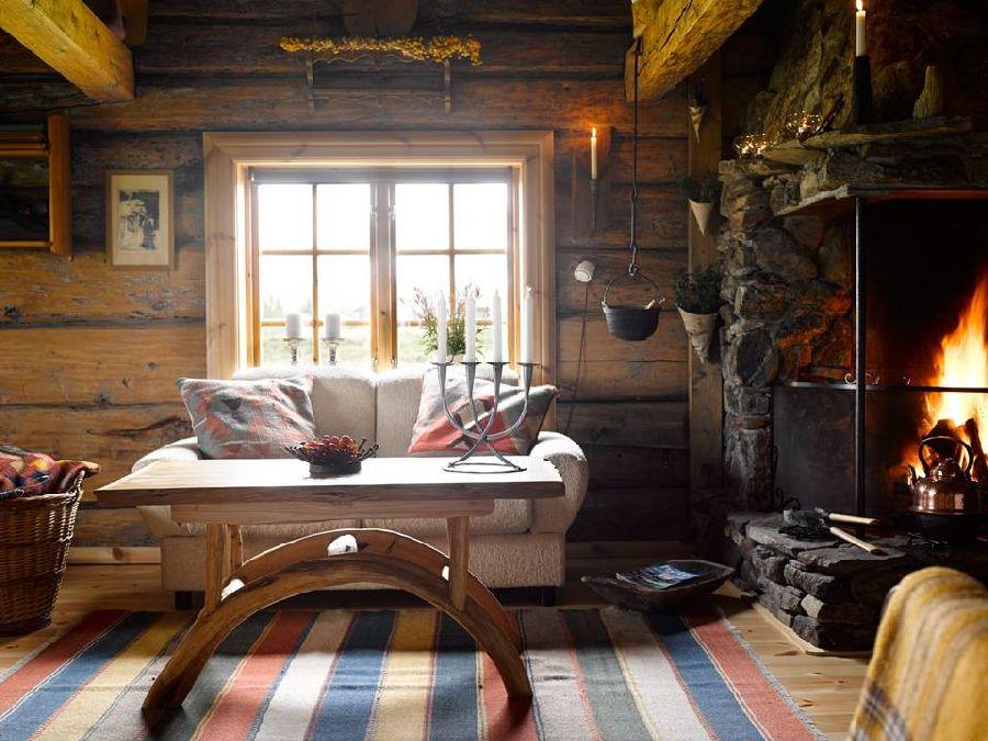 adelaparvu.com despre casa veche restaurata in Norvegia, casa de lemn in Hornsjo, Foto Per Erik Jaeger (4)