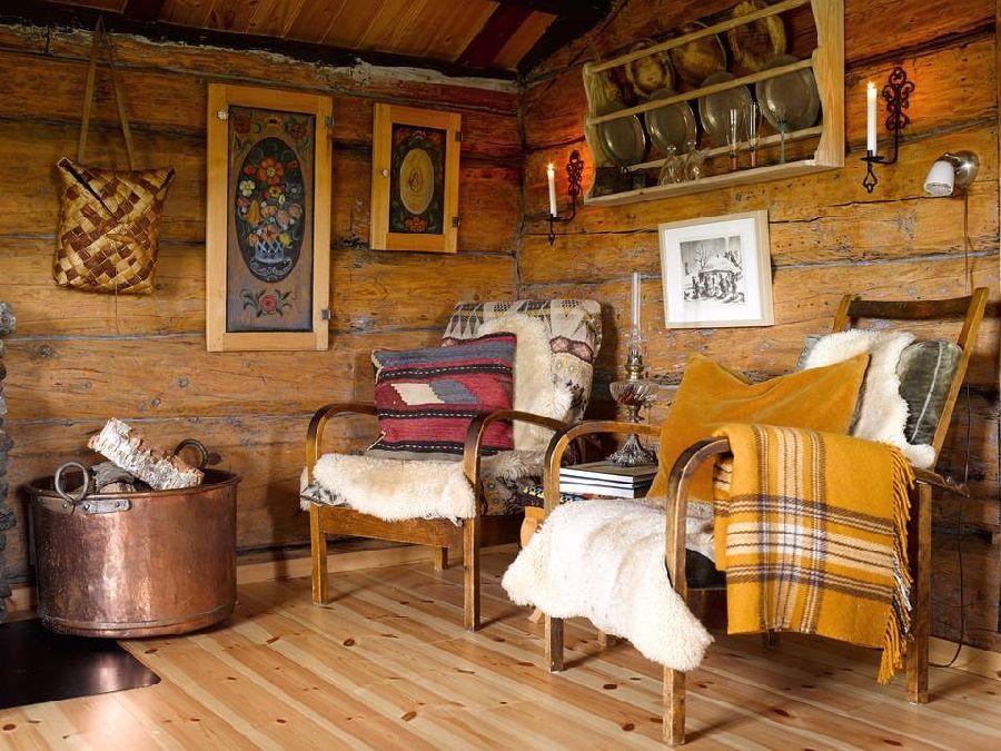 adelaparvu.com despre casa veche restaurata in Norvegia, casa de lemn in Hornsjo, Foto Per Erik Jaeger (5)