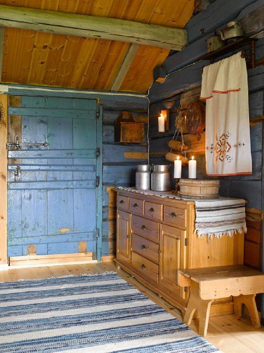 adelaparvu.com despre casa veche restaurata in Norvegia, casa de lemn in Hornsjo, Foto Per Erik Jaeger (7)