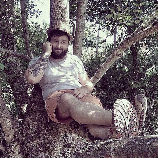 adelaparvu.com despre casuta de gradina a lui Stefan Lazar