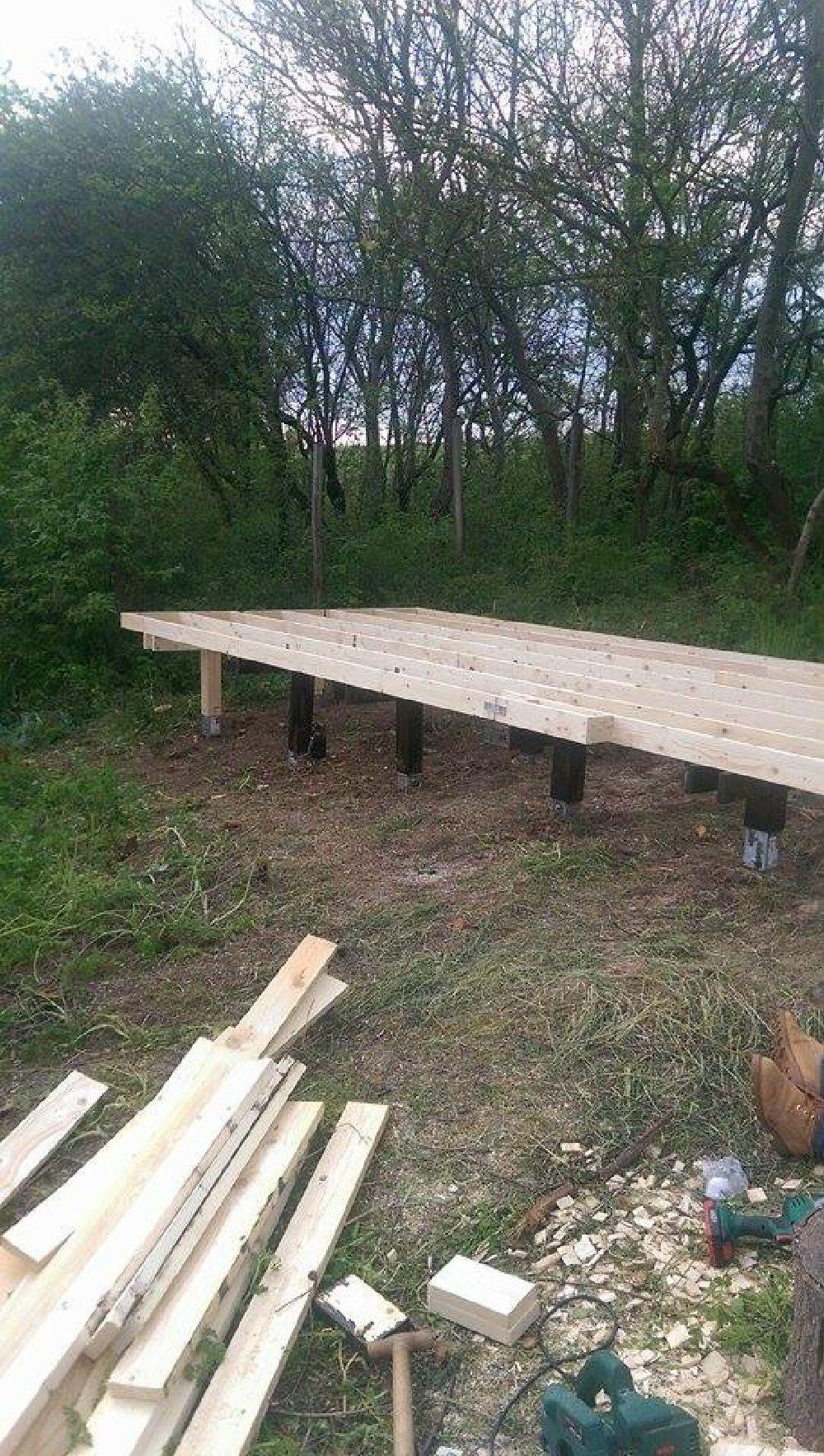 adelaparvu.com despre casuta din lemn pentru gradina construita cu unelte Bosch, design Stefan Lazar, Foto Stefan Lazar (10)
