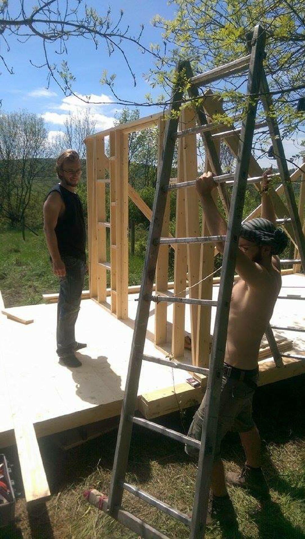 adelaparvu.com despre casuta din lemn pentru gradina construita cu unelte Bosch, design Stefan Lazar, Foto Stefan Lazar (15)
