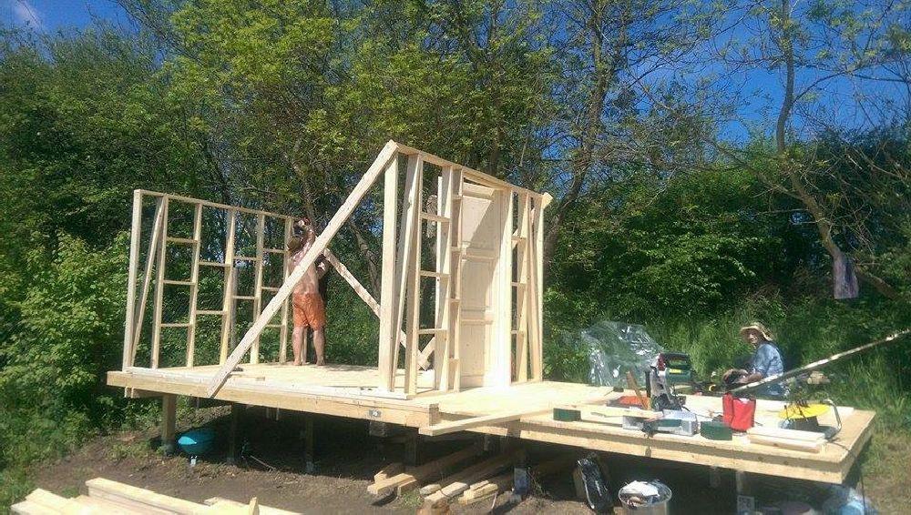 adelaparvu.com despre casuta din lemn pentru gradina construita cu unelte Bosch, design Stefan Lazar, Foto Stefan Lazar (16)