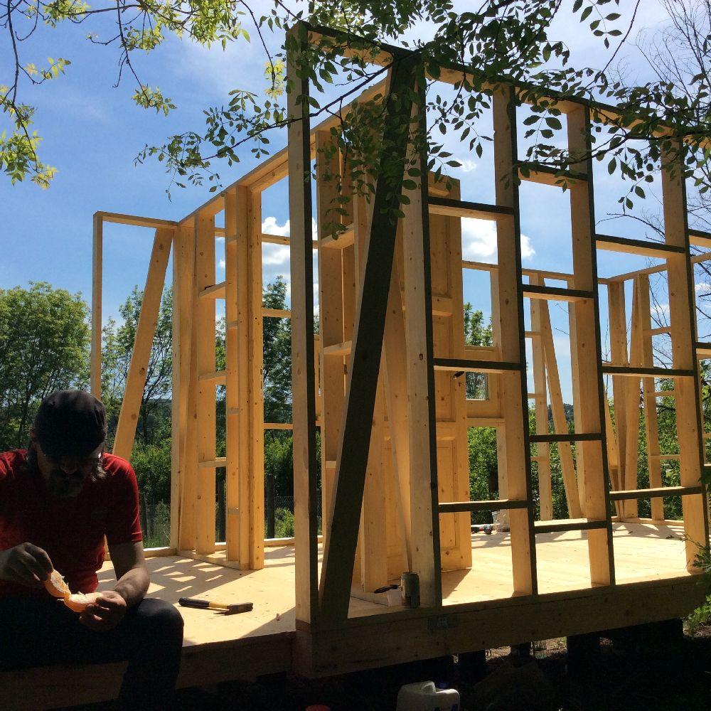 adelaparvu.com despre casuta din lemn pentru gradina construita cu unelte Bosch, design Stefan Lazar, Foto Stefan Lazar (18)