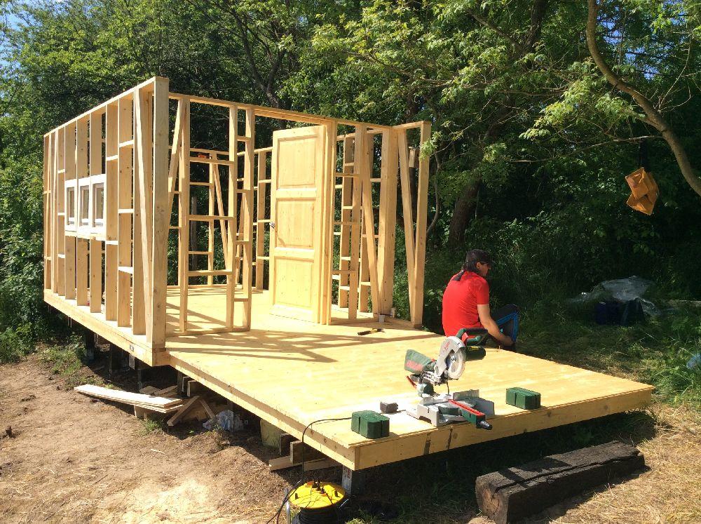 adelaparvu.com despre casuta din lemn pentru gradina construita cu unelte Bosch, design Stefan Lazar, Foto Stefan Lazar (19)