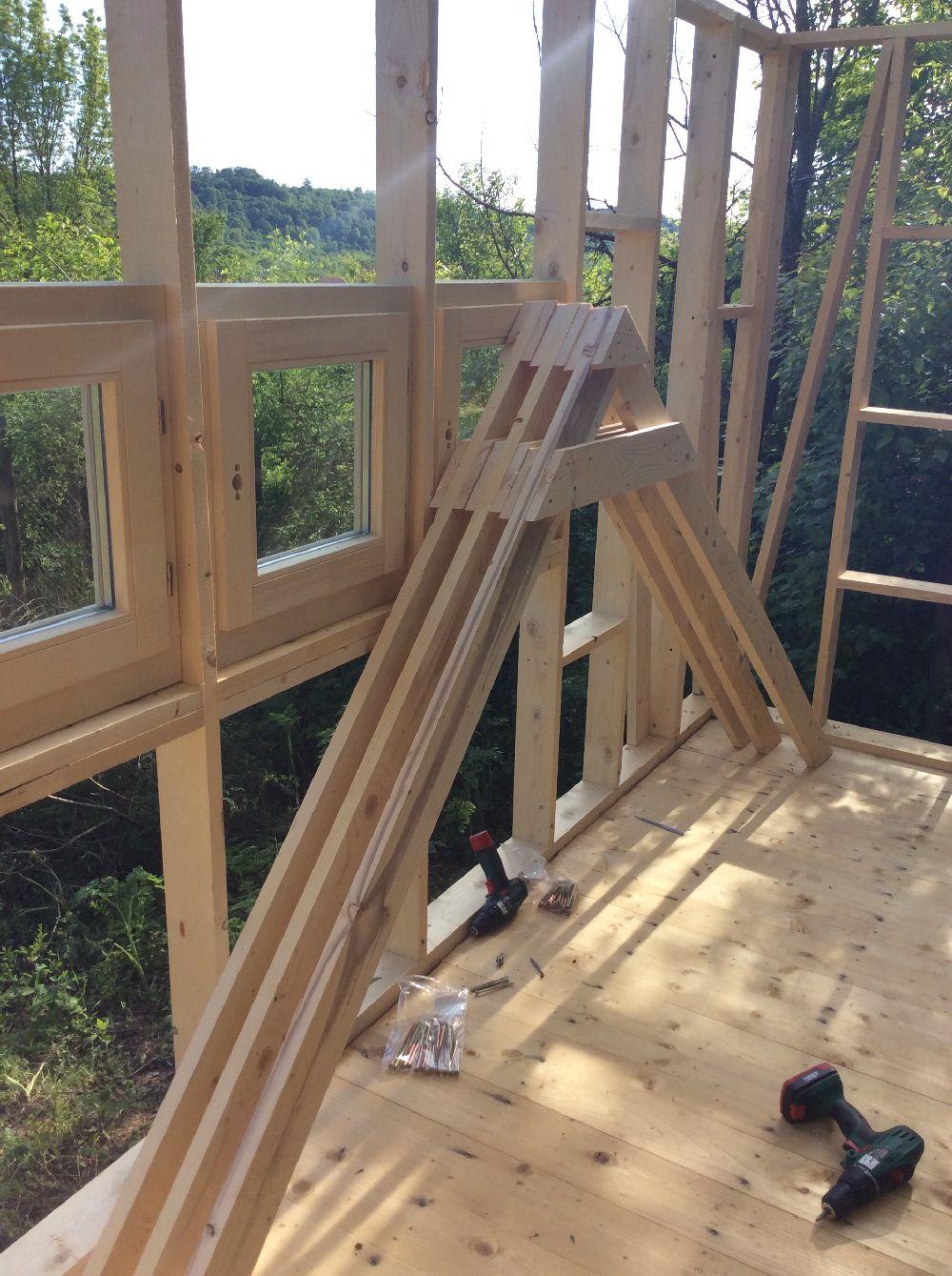 adelaparvu.com despre casuta din lemn pentru gradina construita cu unelte Bosch, design Stefan Lazar, Foto Stefan Lazar (20)