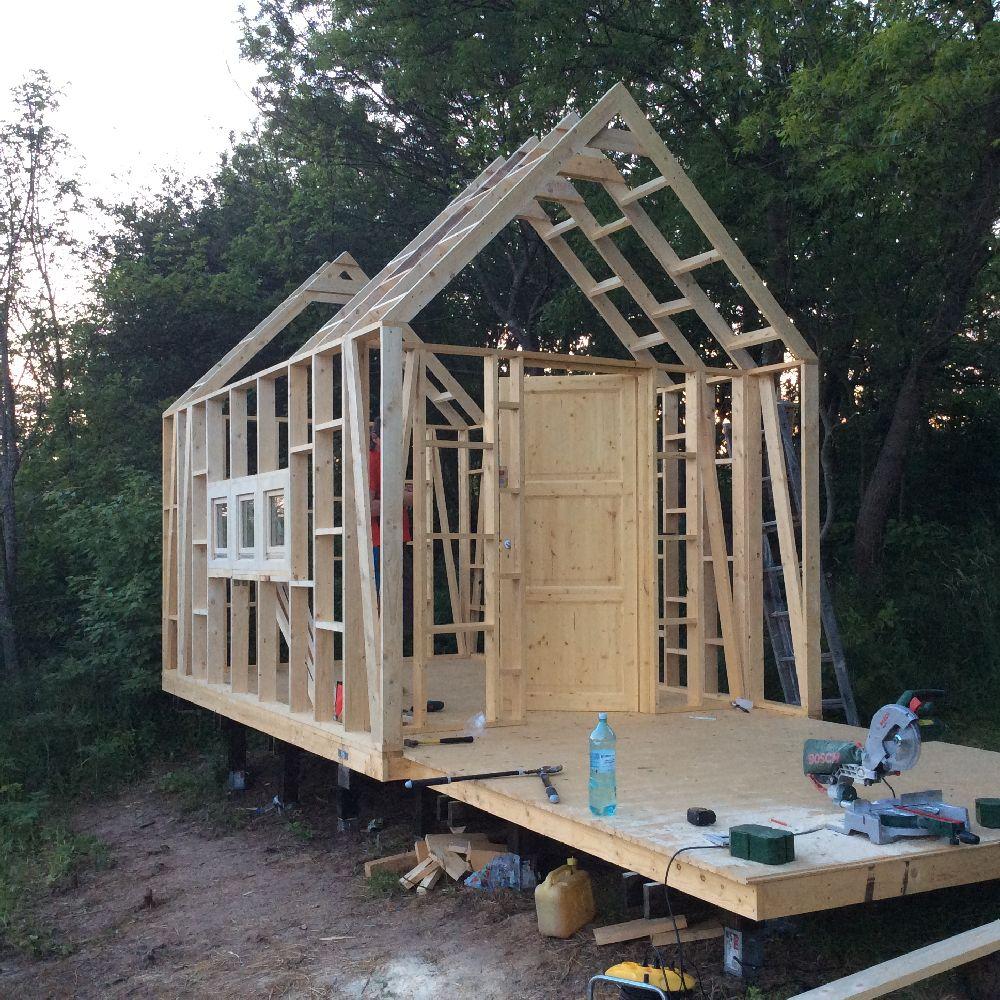 adelaparvu.com despre casuta din lemn pentru gradina construita cu unelte Bosch, design Stefan Lazar, Foto Stefan Lazar (22)