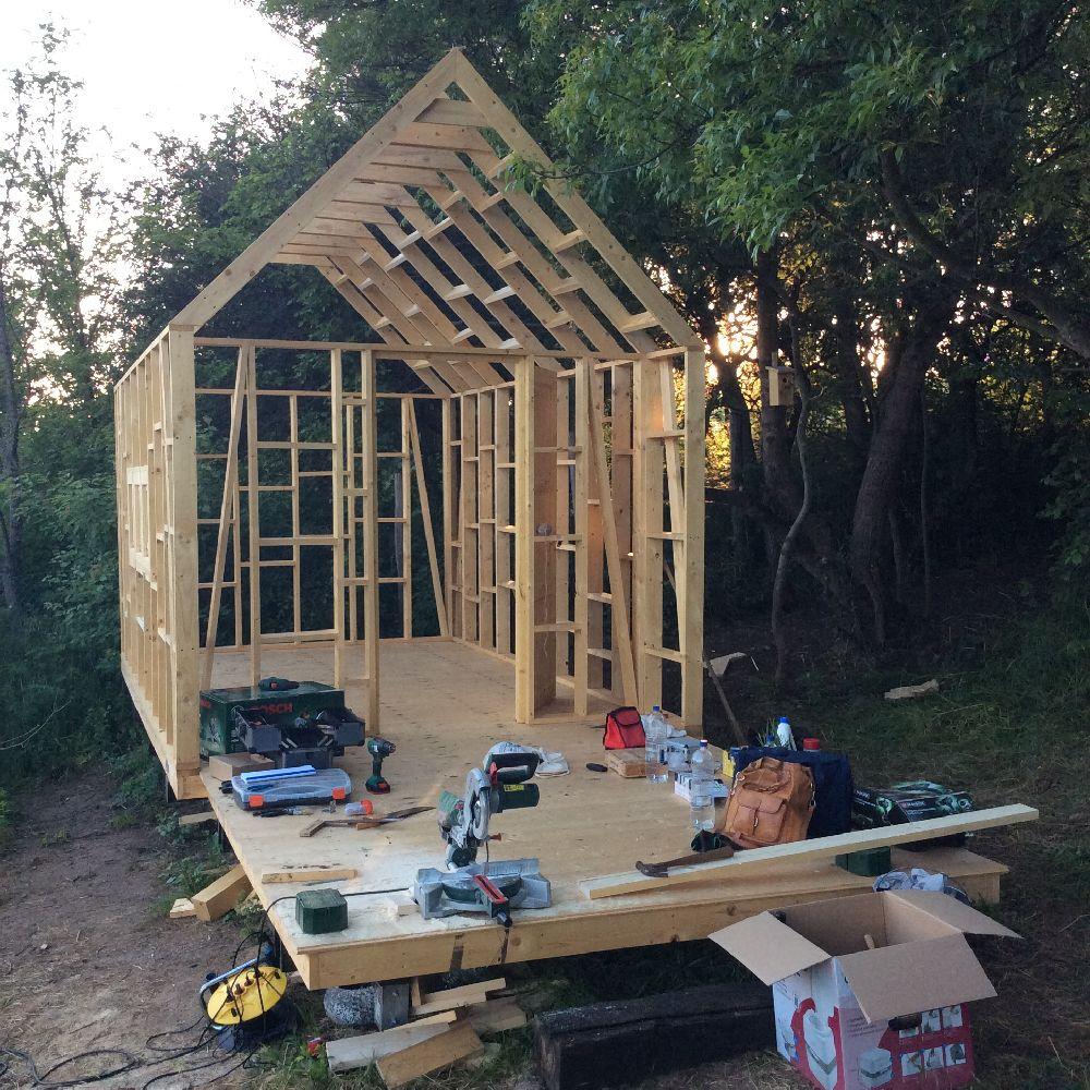adelaparvu.com despre casuta din lemn pentru gradina construita cu unelte Bosch, design Stefan Lazar, Foto Stefan Lazar (29)