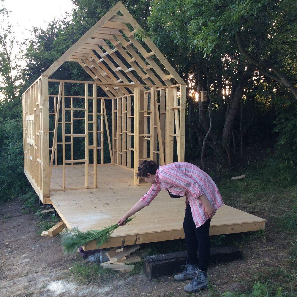 adelaparvu.com despre casuta din lemn pentru gradina construita cu unelte Bosch, design Stefan Lazar, Foto Stefan Lazar (30)