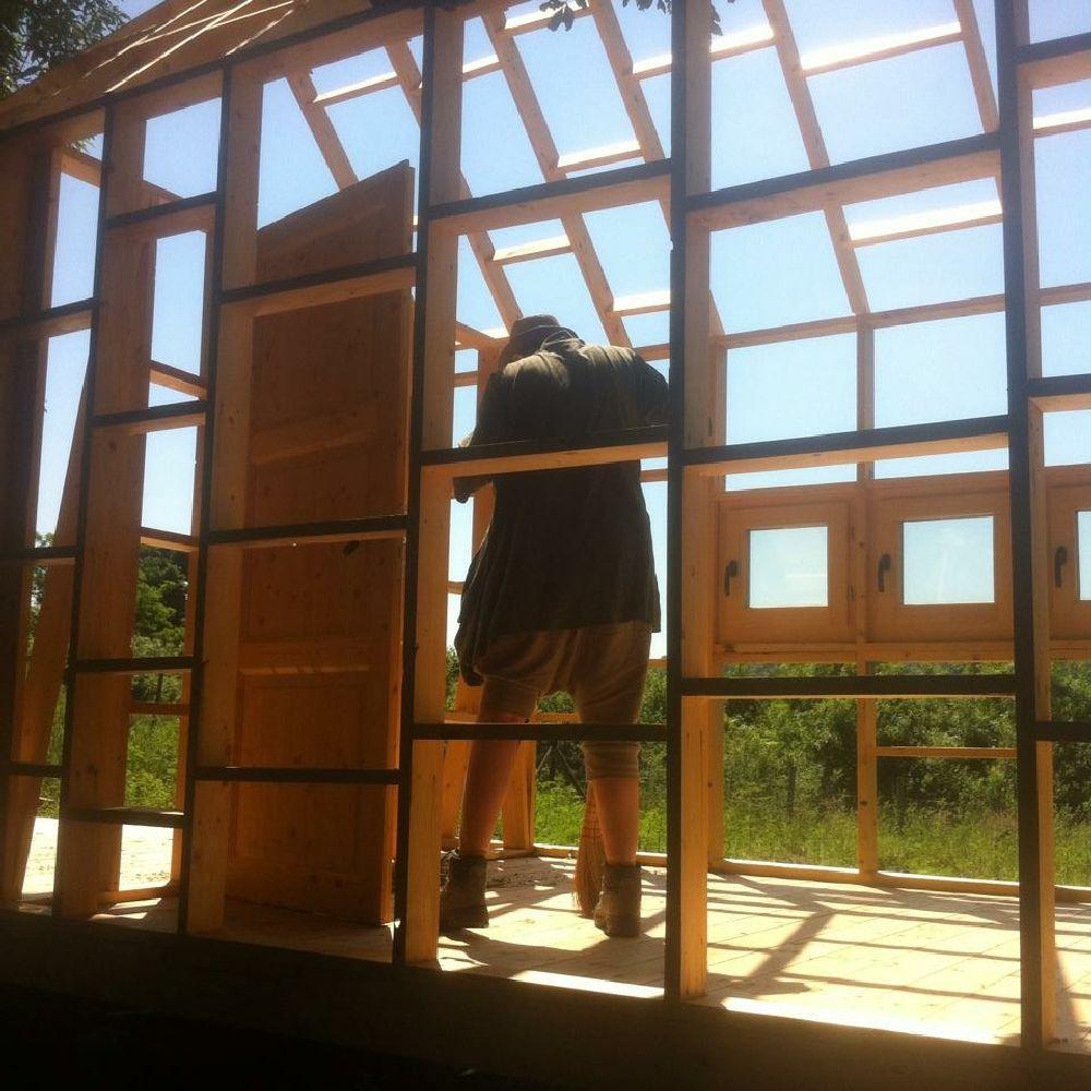 adelaparvu.com despre casuta din lemn pentru gradina construita cu unelte Bosch, design Stefan Lazar, Foto Stefan Lazar (36)